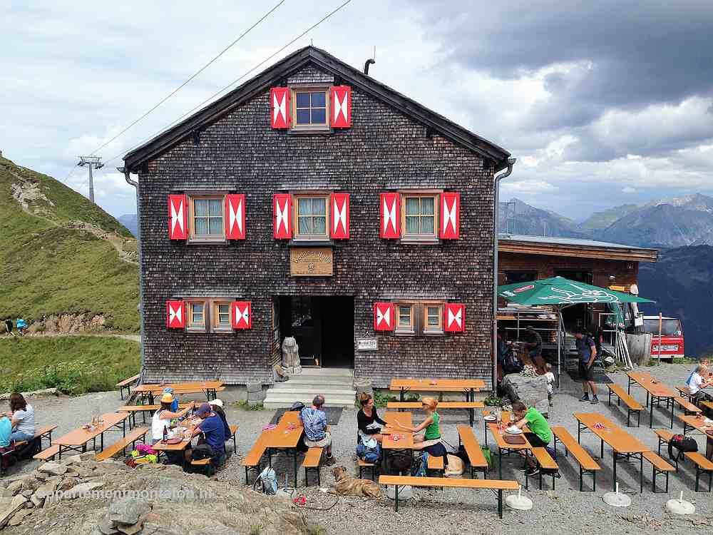 Wormser Hütte