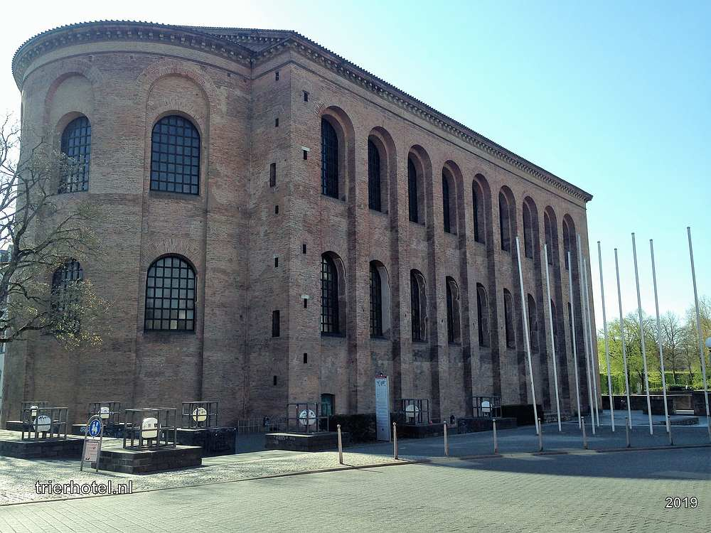 Trier Konstantin Basilika