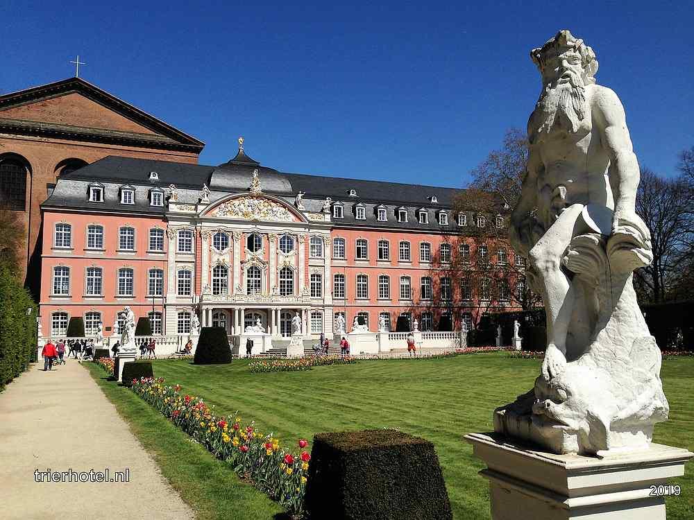 Trier Kurfürstliches Paleis