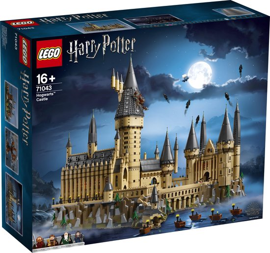 Lego Harry Potter Kasteel
